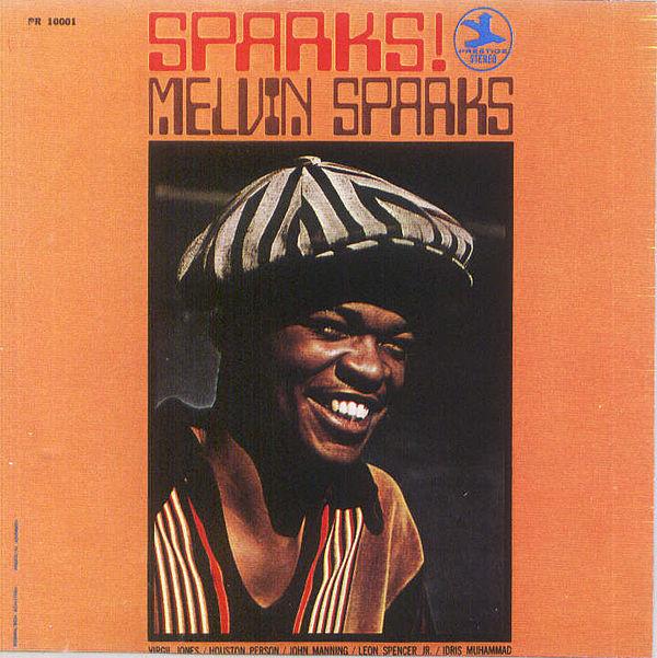 Melvin Sparks – Sparks! (1970)