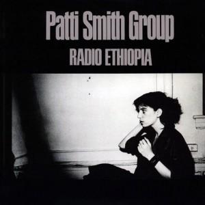 Cover Patti Smith Group - Radio Ethiopia