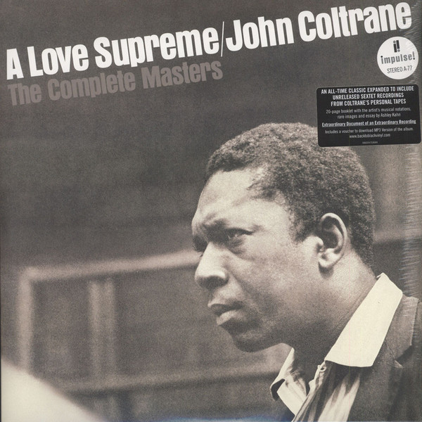 John Coltrane – A Love Supreme (1965)