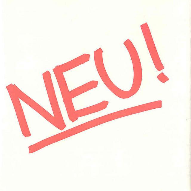 Neu! – Neu! (1972)