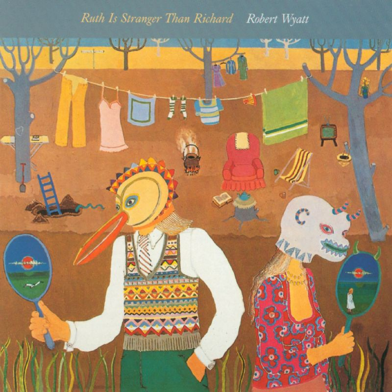 Robert Wyatt – Ruth Is Stranger Than Richard (1975)