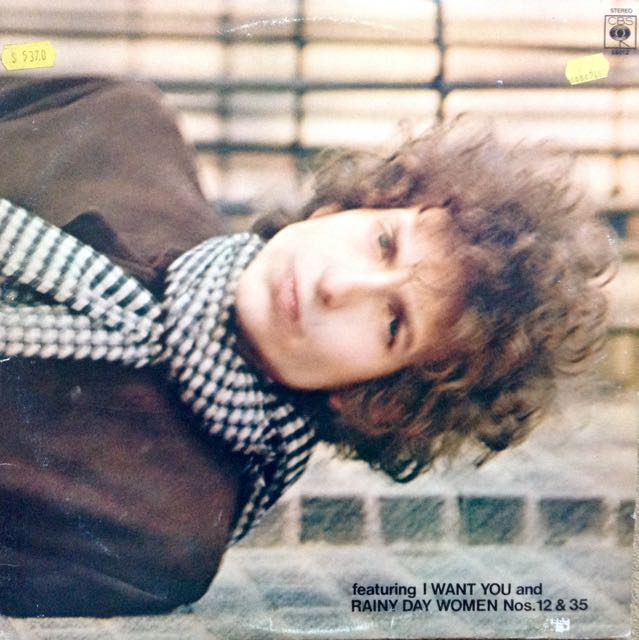 Cover Dylan Blonde On Blonde
