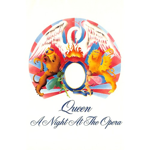 Frontcover Queen - A Night At The Opera