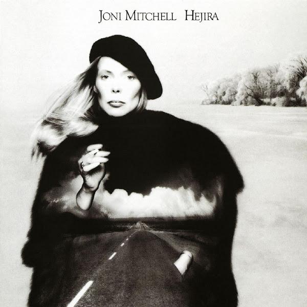 Cover Joni Mitchell Hejira