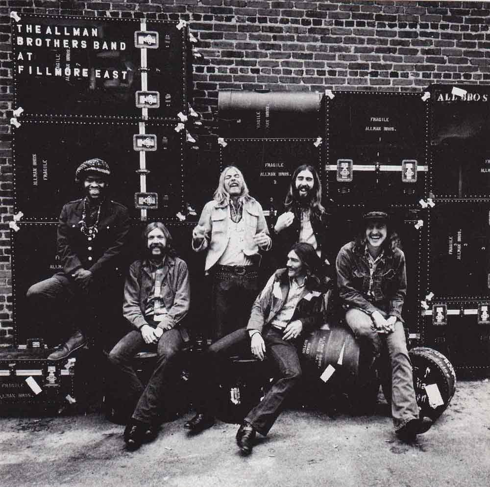 The Allman Brothers Band – Live At Filmore East (1971)