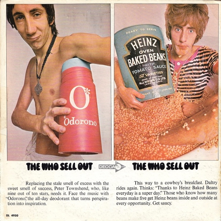 The Who – Sell Out (1967)