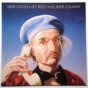Cover Album Holger Czukay - Der Osten ist Rot