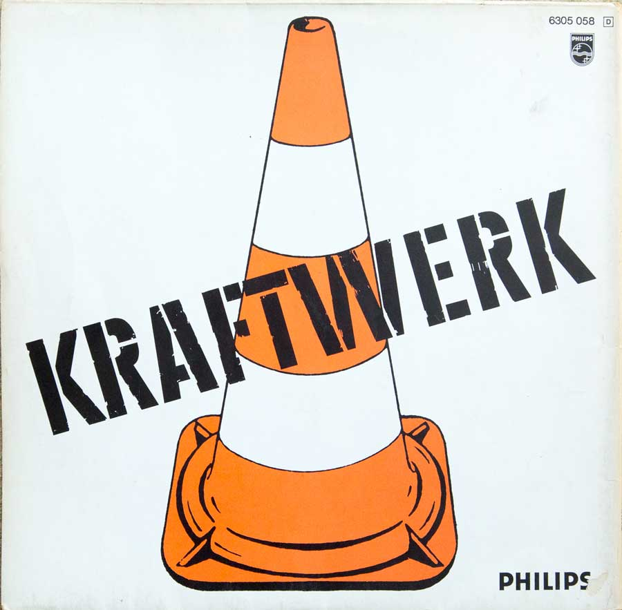 Cover Kraftwerk 1