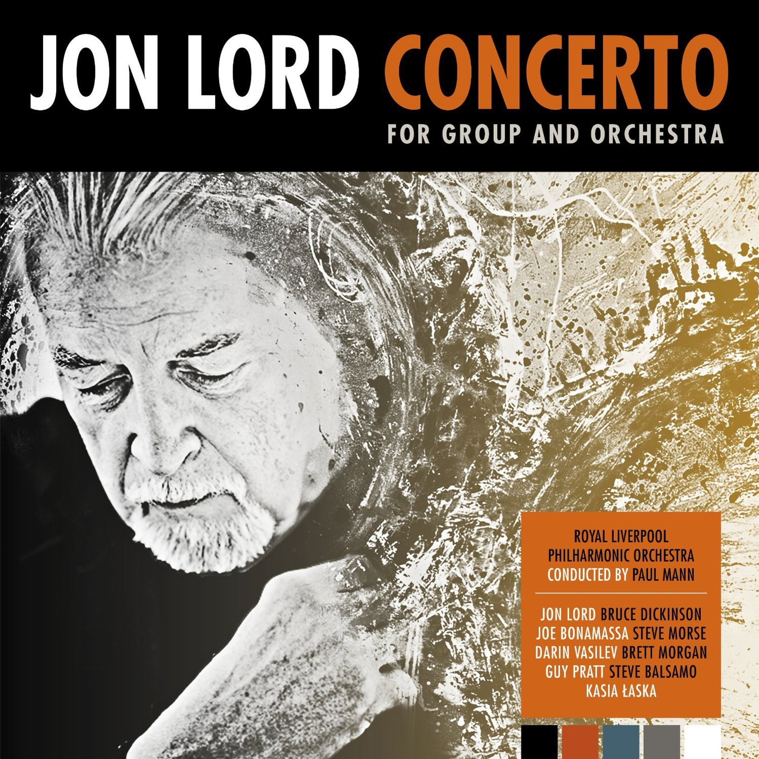John Lord – Concerto For Group And Orchestra (2012)