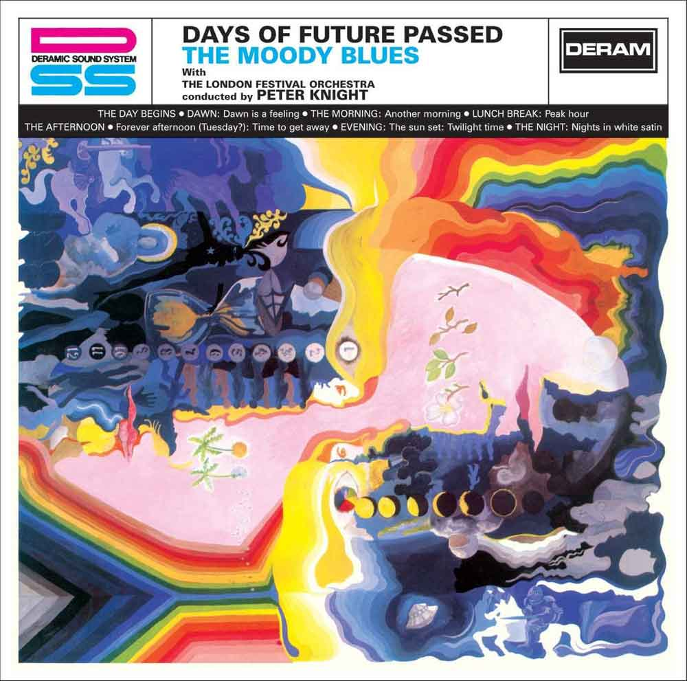 Moody Blues – Days Of Future Passed (1967)