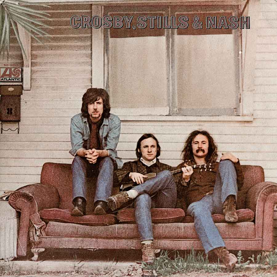 Album Crosby, Stills And Nash - Cover