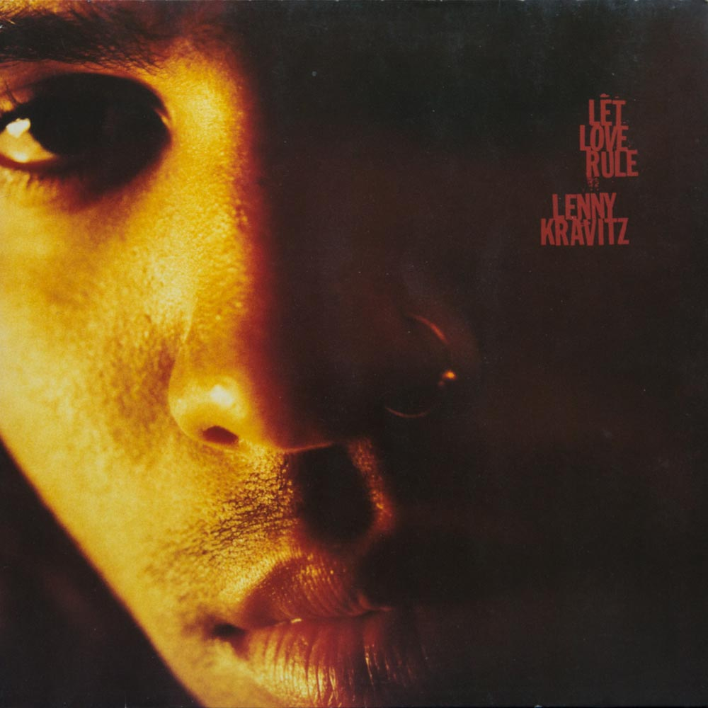 Lenny Kravitz Cover Let Love Rule