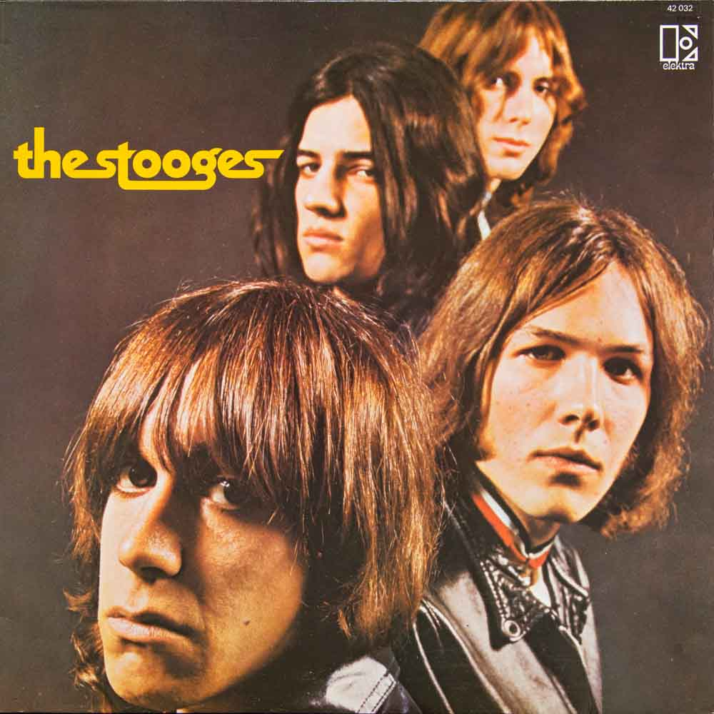 The Stooges - Front Cover