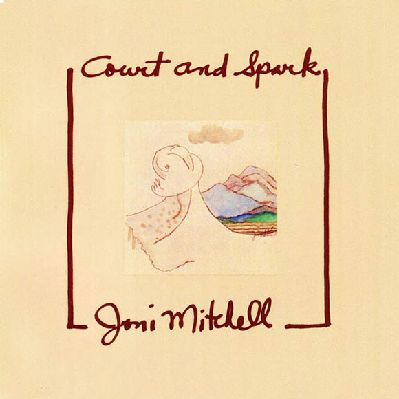 Cover Joni Mitchell - Court And Spark