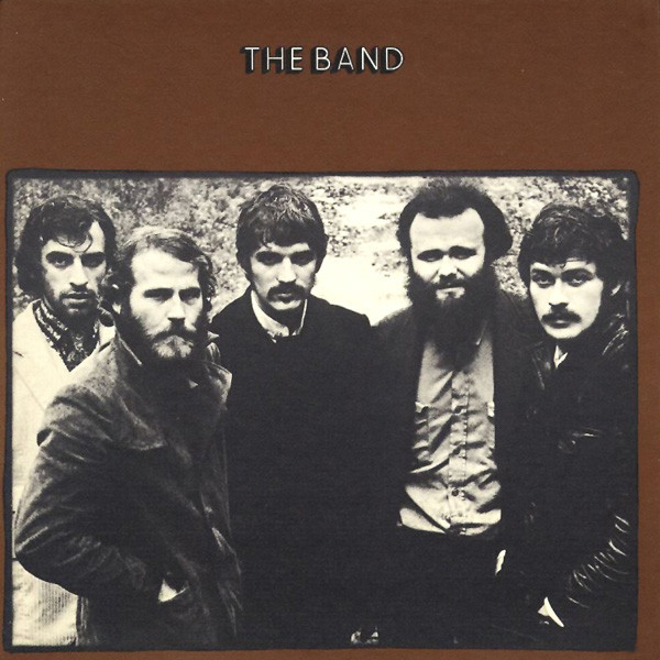 Frontcover The Band - Brown Album