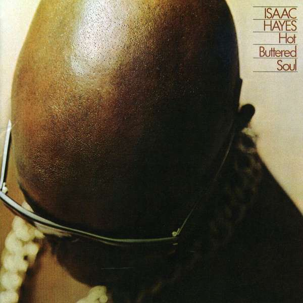 Cover Isaac Hayes Ikone Hot Buttered Soul