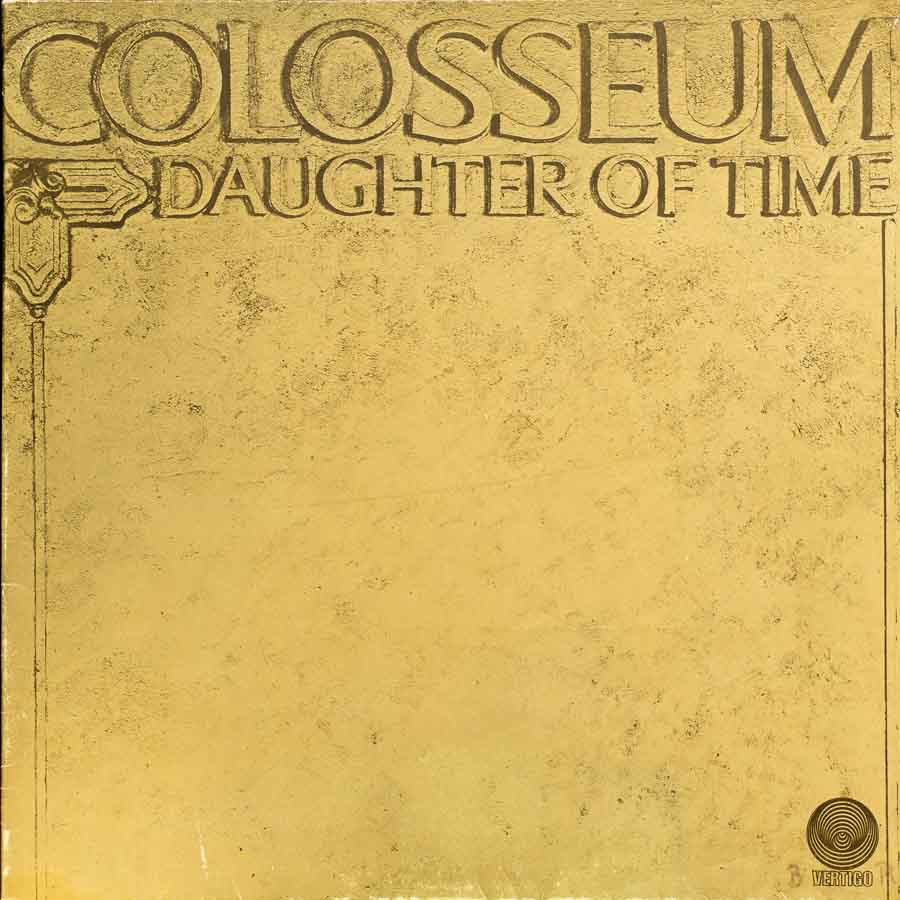 Albumcover Daughter Of Time, Colosseum