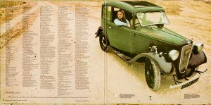 Shawn Pillips Second Contribution Gatefold Cover