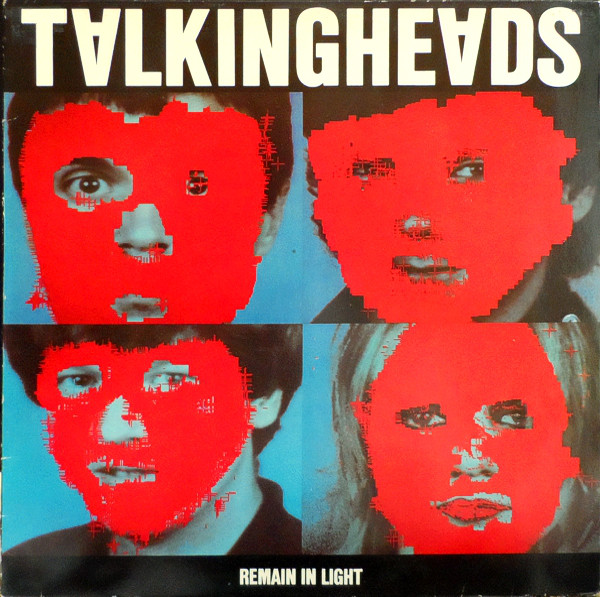 Cover Talking Heads Album Remain In Light
