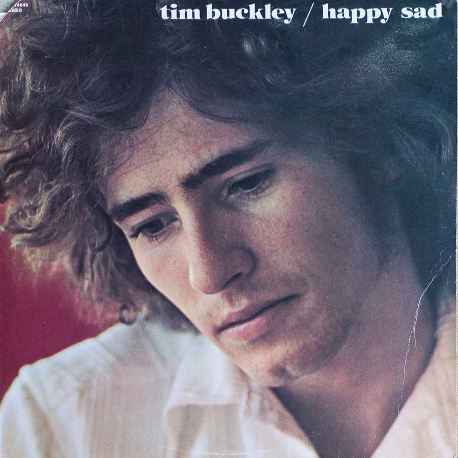 Tim Buckley, Happy Sad Cover