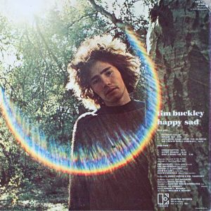 Tim Buckley, Happy Sad Backcover