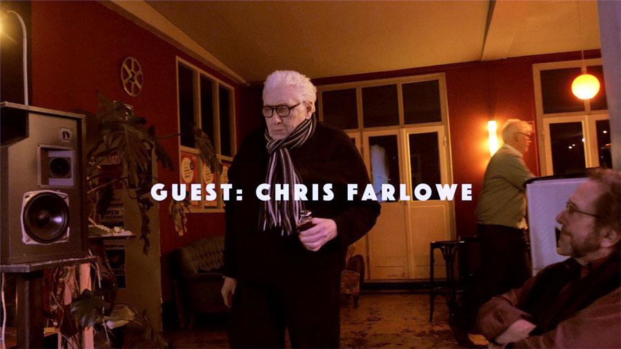 Chris Farlowe Beim Vinylrausch #34
