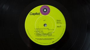 Label If 2 Capitol Records