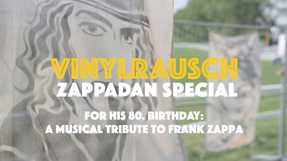 Zappadan 4-1 Musikalischer Tribut