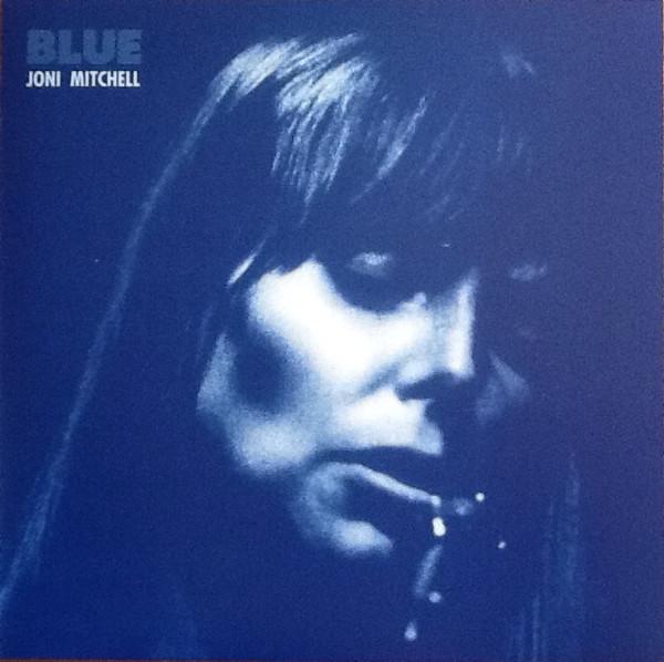 Frontcover Joni Mitchell Blue