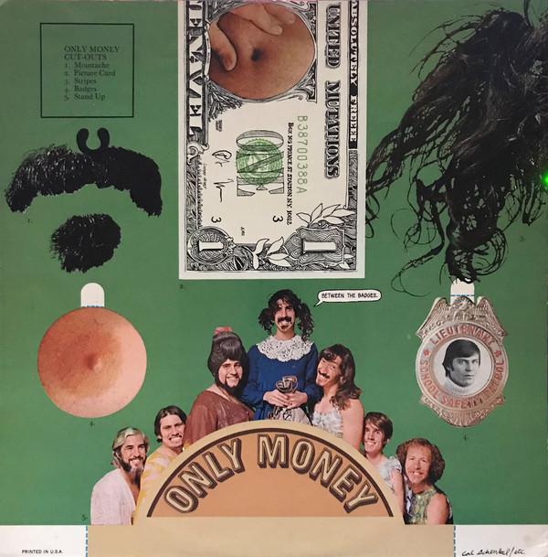 Zappa Money Inlay