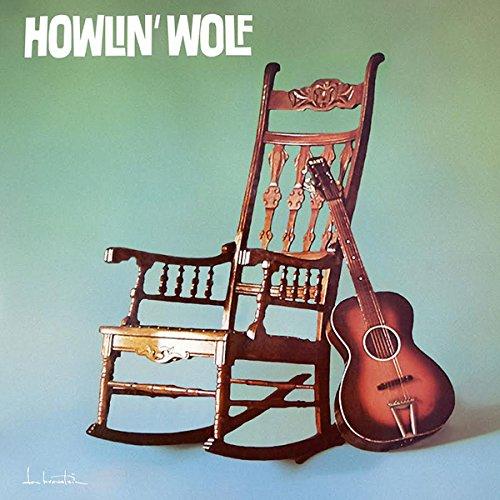 Howlin Wolf - Rockin Chair Album Frontcover