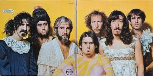Cover Frank Zappa - Money komplett